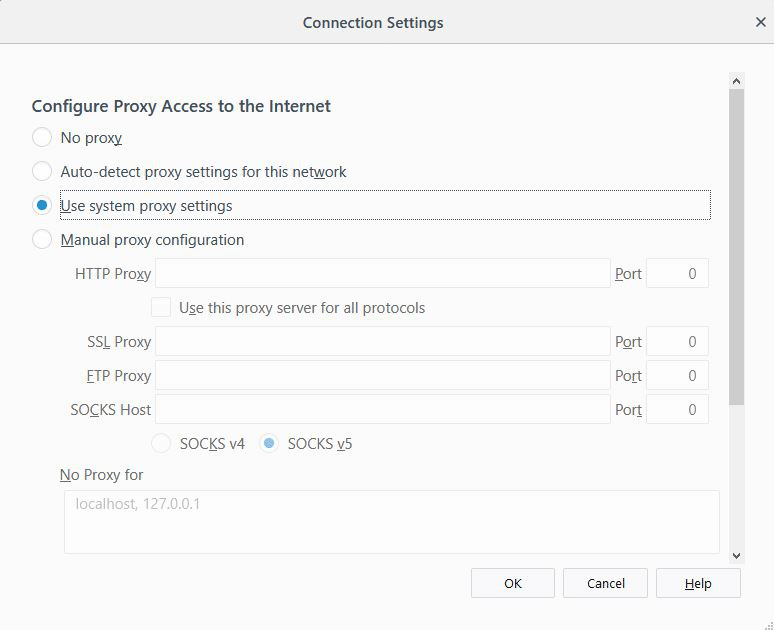 How to configure GeoSurf on the Firefox