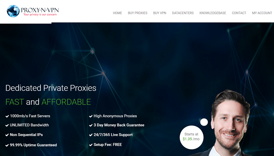 Proxy-n-VPN Review 2019 - Does Proxy-n-VPN proxies working for IG?