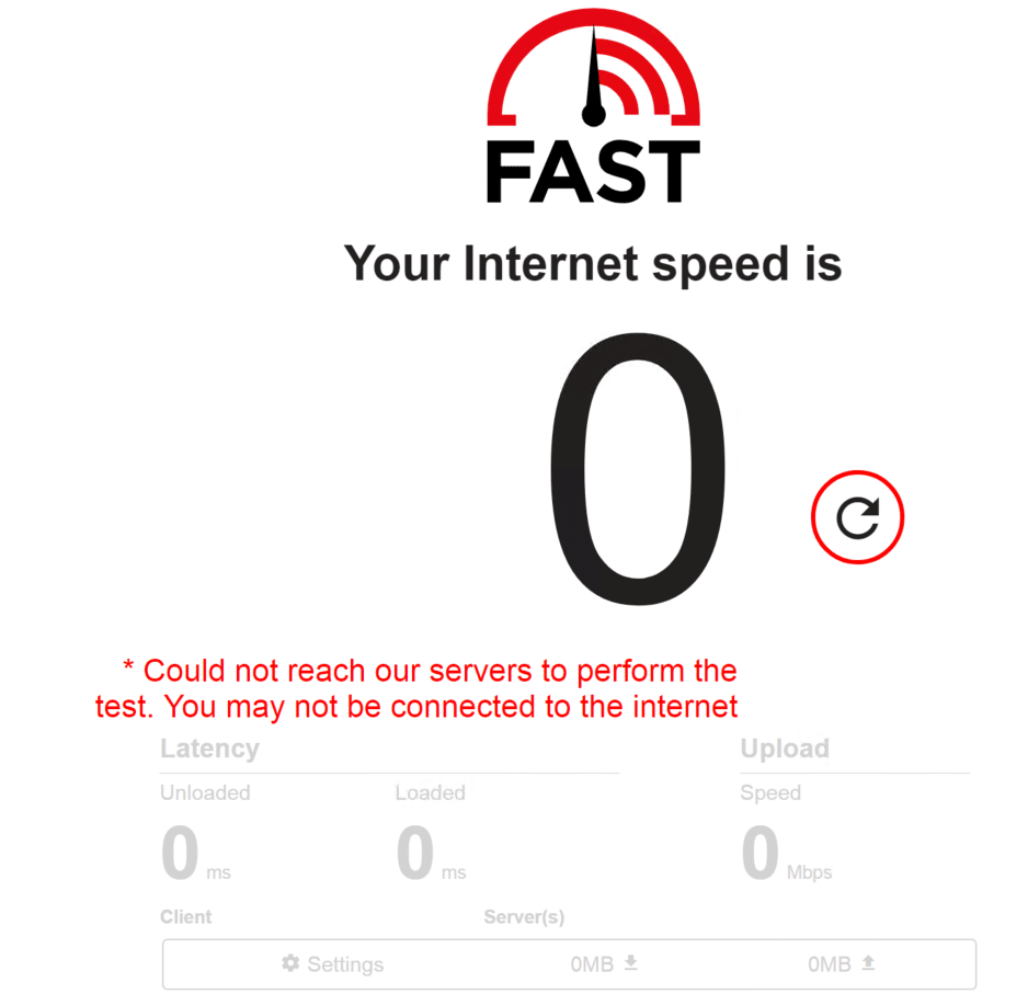 Speed test PrivateProxy IP 1