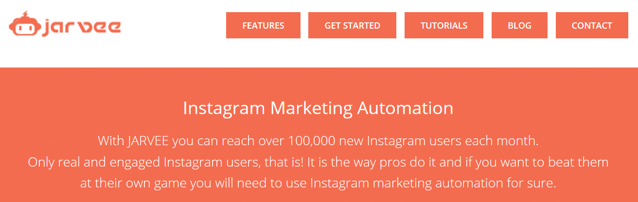 jarvee for Instagram Marketing Automation
