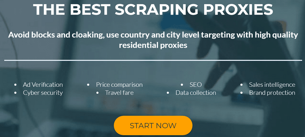 How to scrape URLs with ScrapeBox and Smartproxy?