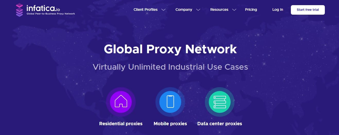 Infatica proxy review