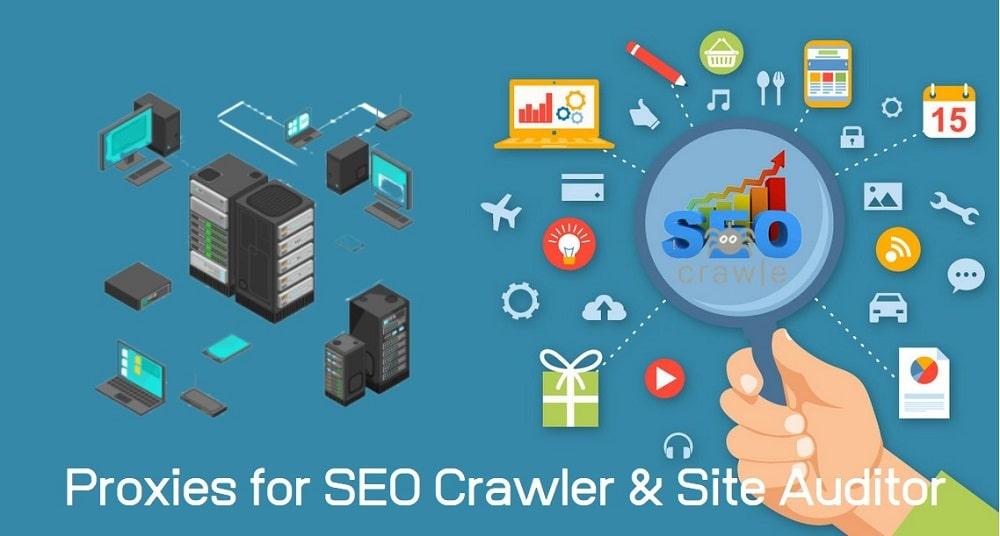 Proxies for SEO crawler
