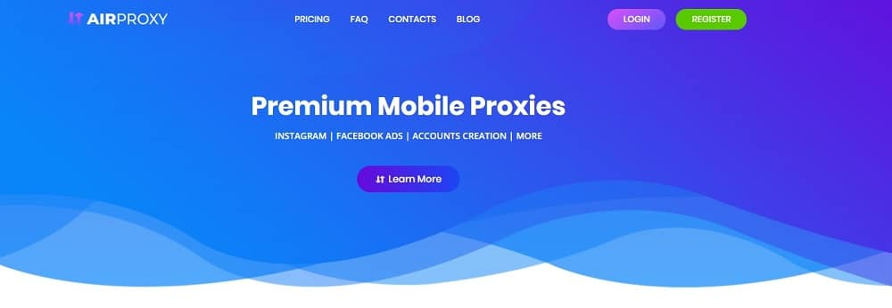 AirProxy mobile residential