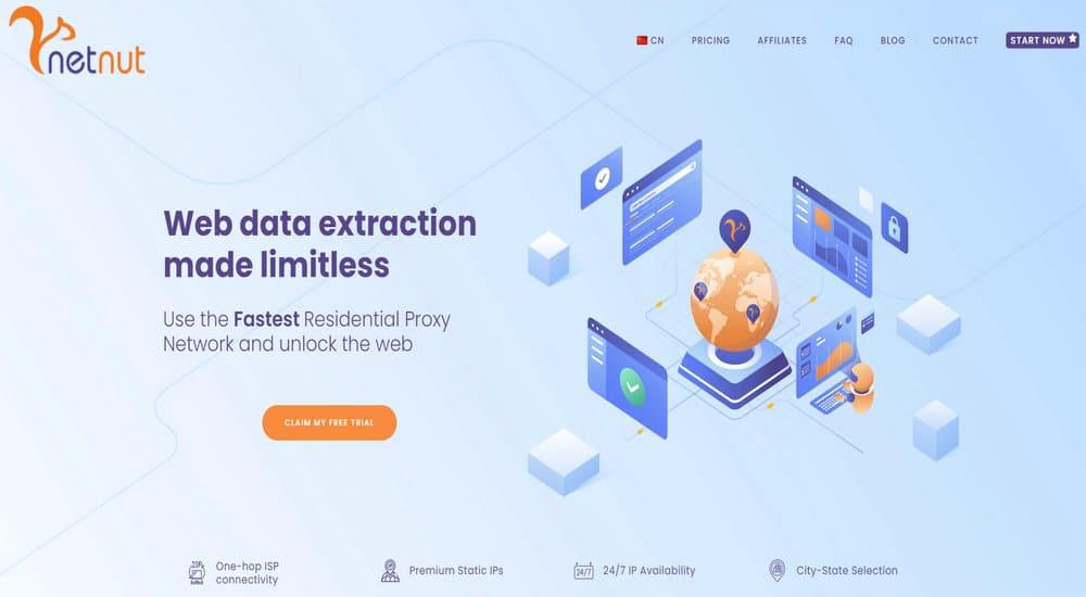 NetNut proxies
