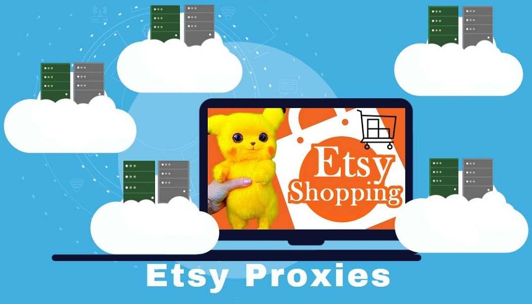 best proxies for Etsy