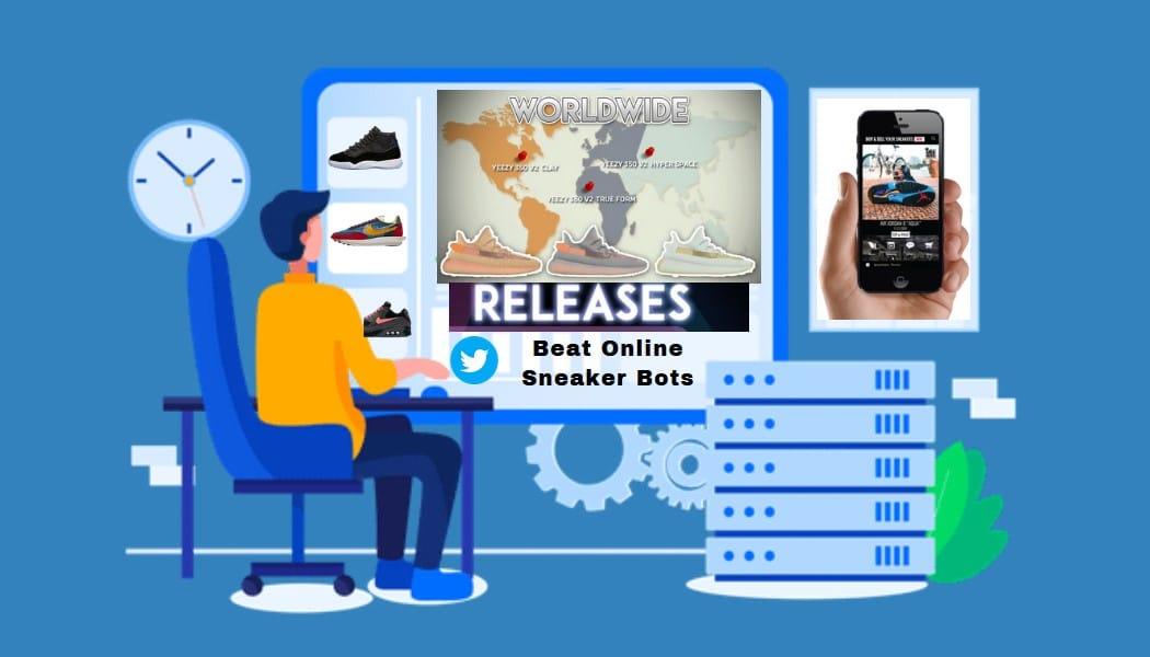 Beat Online Sneaker Bots