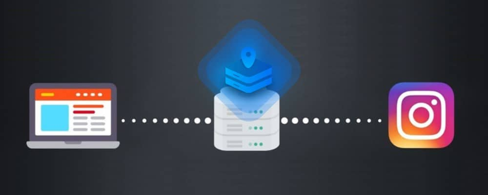 Datacenter Instagram proxies