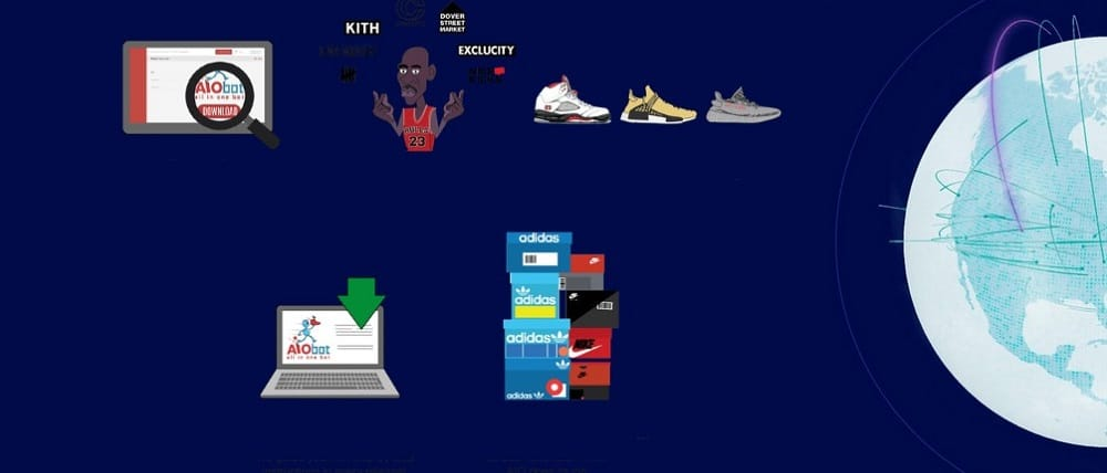 Sneaker Supported sites and Locations