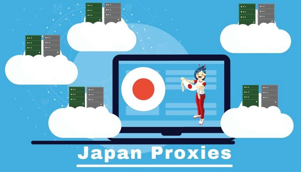 Japan Proxies