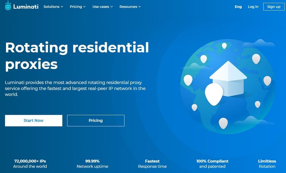 Luminati Residential Proxies