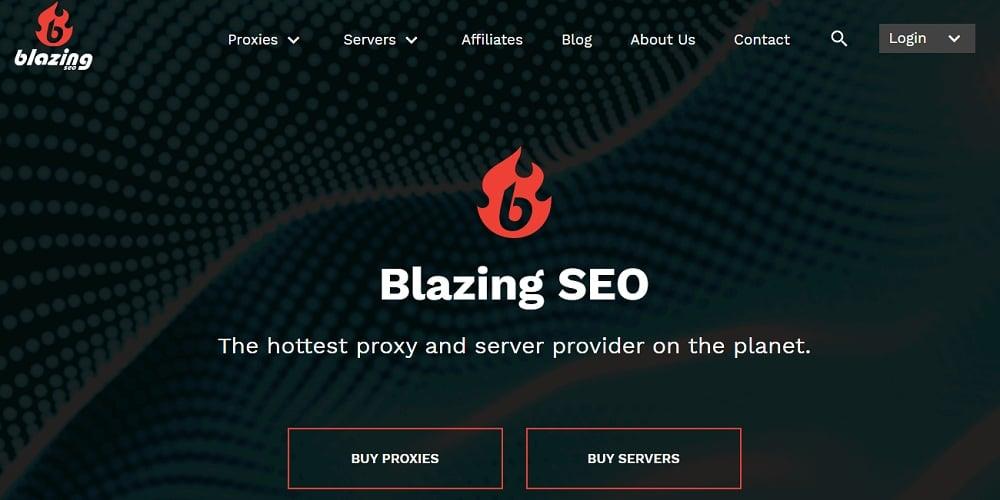 Blazing Proxies for Footsite