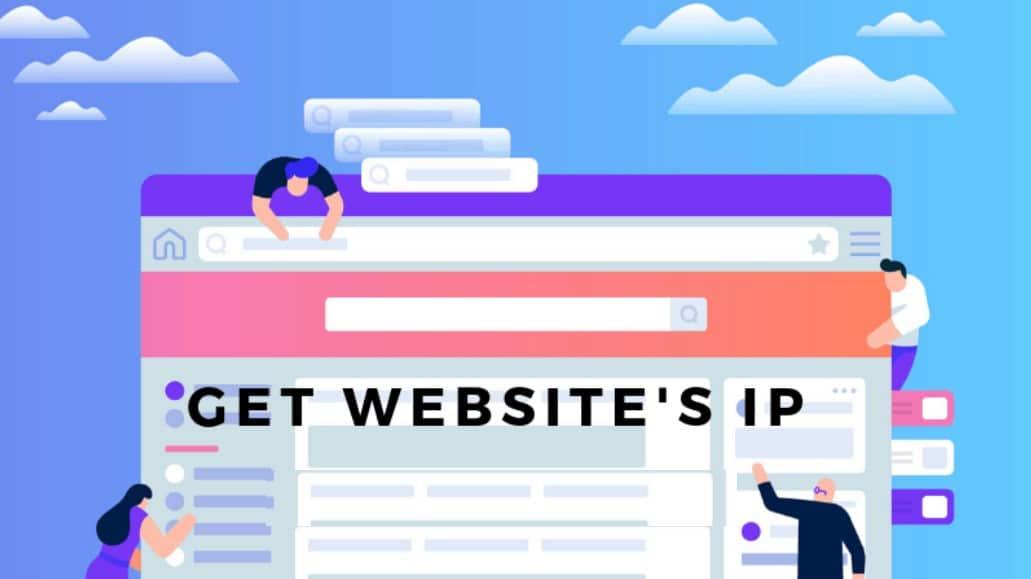 Website IP Address