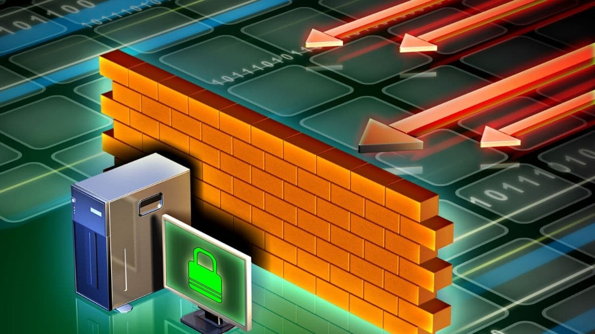 bypassing a firewall with vpn