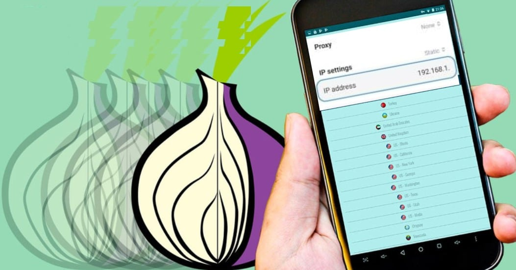 Change Your IP Address Using Tor Browser