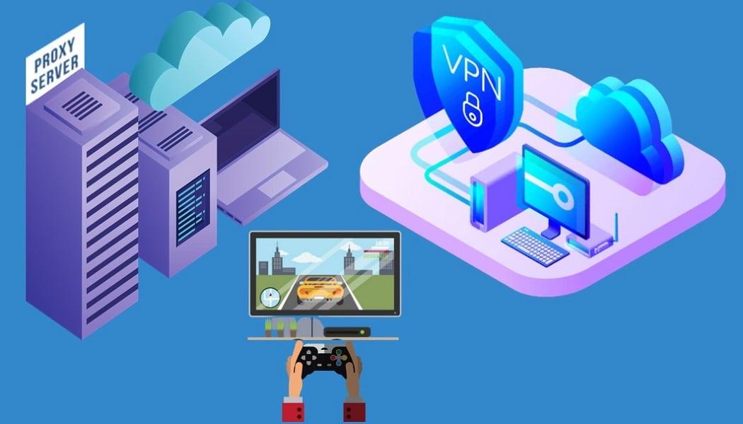 Game Proxy vs.Gaming VPN
