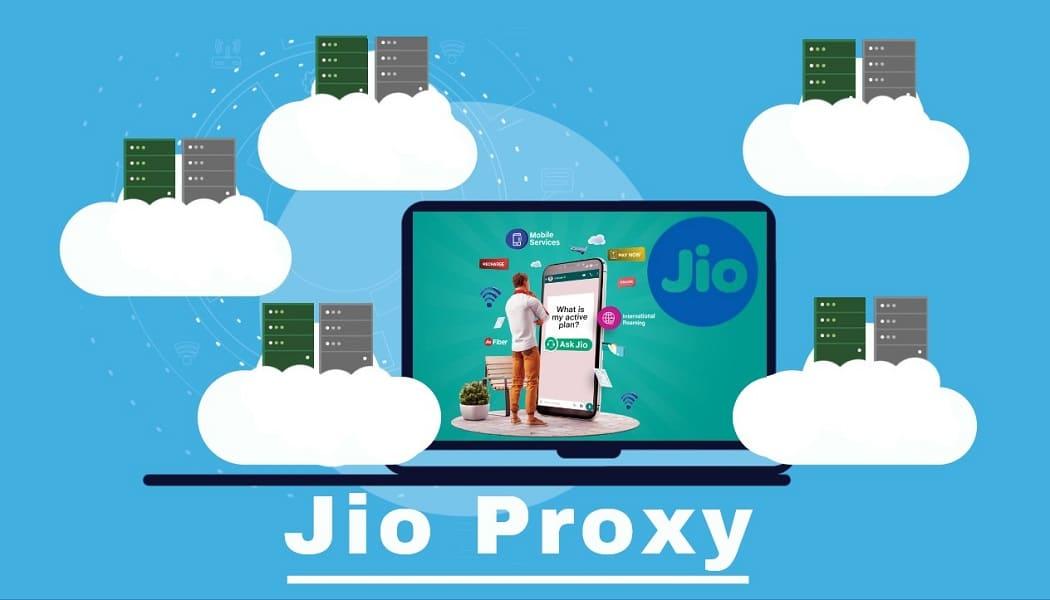 Jio Proxy