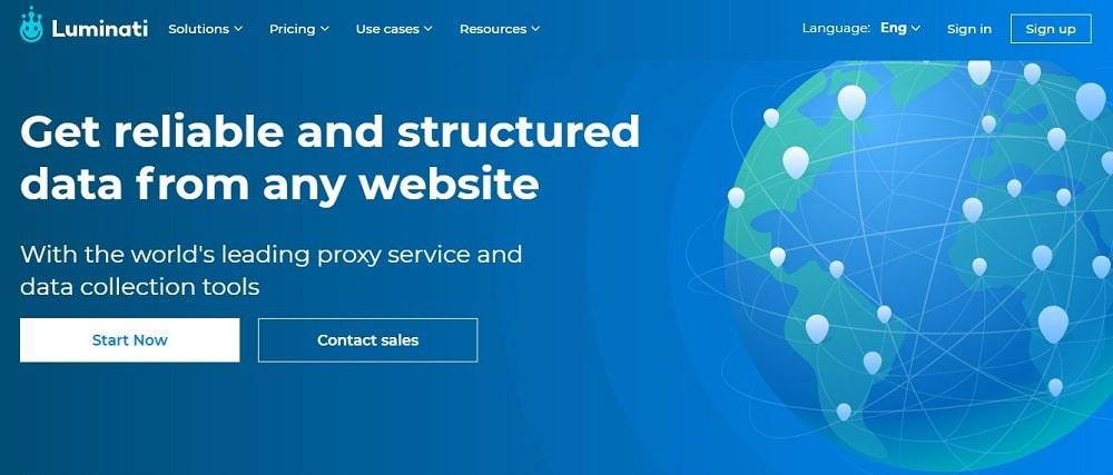 Luminati Proxy Overview